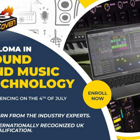 DIPLOMA IN SOUND AND MUSIC (LEVEL 3)